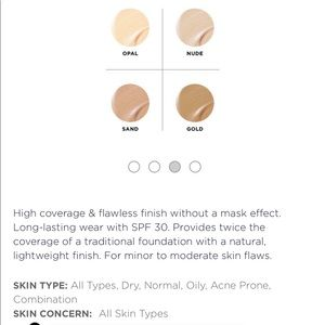 vichy Makeup - BNIB VICHY CORRECTIVE FLUID FOUNDATION